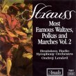 Most Famous Waltzes Polkas & Marches II