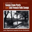 Songs From Paris & Old French Folk Songs