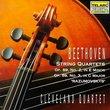 Beethoven: String Quartets, Opp. 59/2 & 59/3