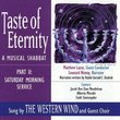 Taste of Eternity - A Musical Shabbat: Saturday Morning Service