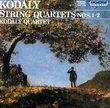Kodaly: String Quartets Nos. 1 & 2 - Kodaly Quartet