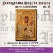 Amando Ivancic: Missa in C majore; Vesperae