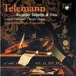 Telemann: Recorder Sonatas & Trios