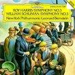 Roy Harris: Symphony No. 3 / William Schuman: Symphony No. 3 - Leonard Bernstein / New York Philharmonic