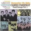 Vol. 1-Remember Me Baby-Cameo Parkway Vocal Groups