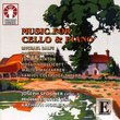 Romantics in England: Music for Cello & Piano