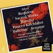Biber: Requiem / Battalia / Sonatae