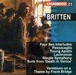 Britten: Orchestral Works