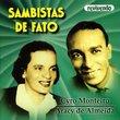 Sambistas De Fato W/ Cyro Monteiro