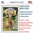 William Bolcom - Songs of Innocence and of Experience (William Blake) / Slatkin, University of Michigan School of Music