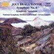 Braga Santos: Symphony No. 4 ; Symphonic Variations