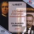 Liszt: 12 Études d'exécution transcendante [Hybrid SACD]