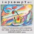 Impromptu: A Treasury of Extemporaneous Piano Compsitions, 1821-2008.