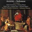 Handel - Solomon / Diaz · S. Armstrong · Palmer · Tear · Rippon · ECO · Somary