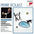 Arnold Schoenberg: Serenade/Five Pieces For Orchestra