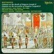 Beethoven: Cantatas, Opferlied, Meeresstille