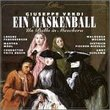 Verdi: Ein Maskenball (Un Ballo in Maschera)