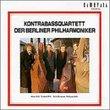 Kontrabassquartett der Berliner Philharmoniker
