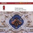 Mozart: Violin Sonatas; String Duos & Trios [Box Set]