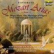 Favorite Mozart Arias : The Magic Flute, etc. / Mackerras, Scottish C.O.