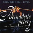 Sondheim, Etc: Bernadette Peters Live at Carnegie Hall