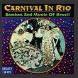 Carnival In Rio: Sambas and Music of Brazil