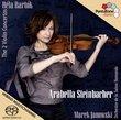 Bartok: Violin Concerto No. 2; Violin Concerto No. 1, Op. Posth.