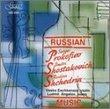 Russian Music for Violin & Piano