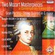 Two Mozart Masterpieces in Contemporary Transcription