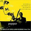 The Art of Pepper, Vol. 3 (The Complete Art Pepper Aladdin Recordings, Volume Three)