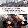 Beethoven: Triple Concerto/ Symphony No. 5
