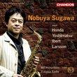 Nobuya Sugawa plays Honda, Yoshimatsu, Ibert, Larson