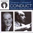 Basil Cameron and Erich Leinsdorf Conduct Sibelius Symphonies