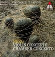 Berg: Violin Concerto, Chamber Concerto / Sinopoli, Watanabe, Staatskapelle Dresden