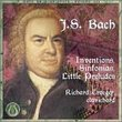 J.S. Bach: Inventions; Sinfonias; Little Preludes