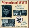 Memories of World War 2 Volume 1