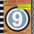 Sound Effects: Actual Sounds Vol. 9-10