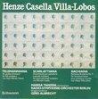 Henze: Telemanniana / Casella: Scarlattiana / Villa-Lobos: Bachianas Brasileras No. 9