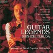 Guitar Legends: Homage To Great Popular Guitarists