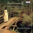 Rachmaninoff: Moments Musicaux; Transcriptions