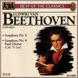 Beethoven: Symphony No. 5; Ode to Joy (Symphony No. 9 Final Chorus)