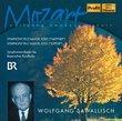 """Mozart: Symphony in D major """"Haffner""""; Symphony in C major """"Jupiter"""""""