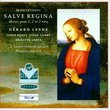 Monteverdi - Salve Regina · Motets pour 1, 2 et 3 voix / Benet · Cabre · B. Lesne · Il Seminario musicale · Tragicomedia · Lesne