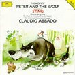 Prokofiev: Peter And the Wolf/March In B Flat Major/Overture On Hebrew Themes/Classical Symphony