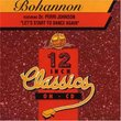 Bohannon Lets Start to Dance Again 12 Inch Classics on CD