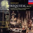 Mozart - Requiem / Augér, Bartoli, Cole, Pape, Wiener Phil., Solti