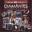 Diamantes De Coleccion 2 (W/Dvd)