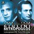 Giulini & Mitropoulos: 1949-1950