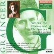Grainger: Works for Chorus & Orchestra