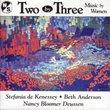 Two by Three - Music by Women